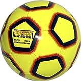 Lionstrike Ballon de football léger Jaune Taille 4