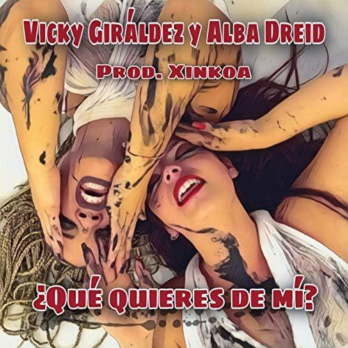 Vicky Giráldez, Alba Dreid & Xinkoa