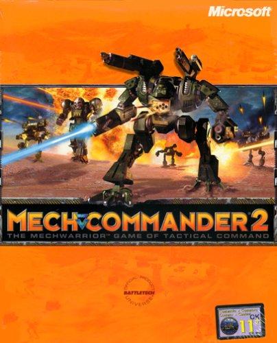 Mech Commander 2 englisch