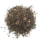 Aromas de Té - Té Rojo Pu Erh Crujiente de Chocolate con Cáscara de Cacao Pedazos de Crocante Vainilla, 100 GR
