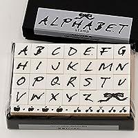 スタンプ工房愛 オリジナルアルファベットスタンプ