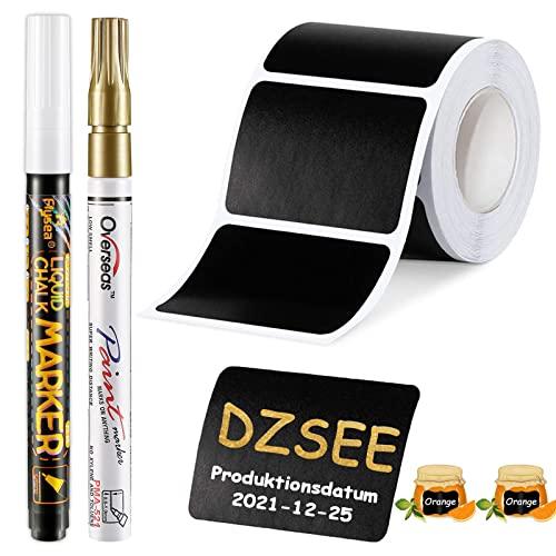 Etiquetas Adhesivas Personalizadas para Objetos Marca DZSEE