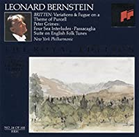 Oeuvres pour orchestre ( coll. The Royal Edition ) by Leonard Bernstein: New York Philharmonic Orchestra