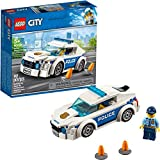 LEGO City Police Patrol Car 60239 Building Kit (92 Pieces)