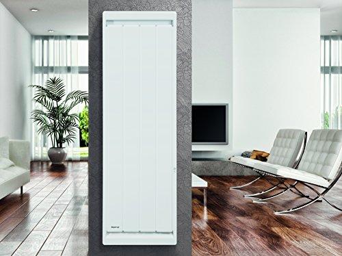 Noirot 00N3023SEEZ Calidou Smart Eco Control Radiateur Connecté Vertical 1000 W