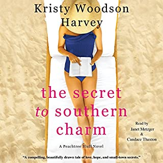 The Secret to Southern Charm audiobook cover art