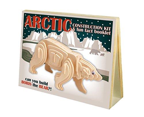 Animal Construction Kits   Juego de construcción para niños ( Puzzle 1312)