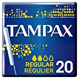Tampax - Tampax Regular 20 uds