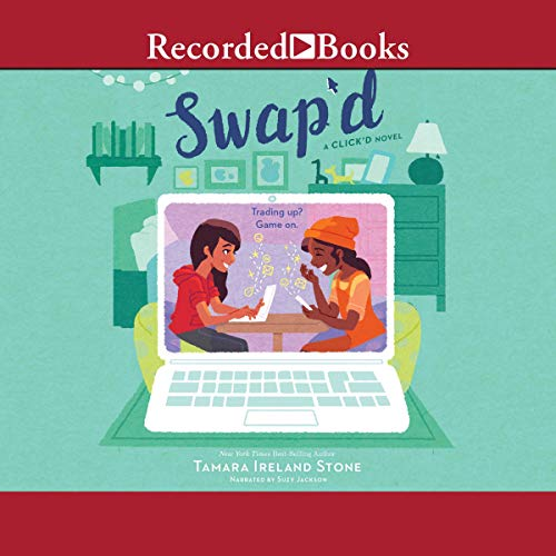 Swap'd audiobook cover art