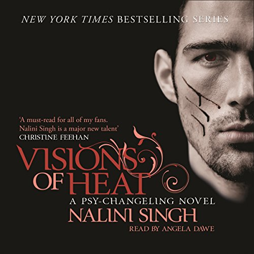 Couverture de Visions of Heat