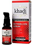 Khadi Global Retinol Deep Wrinkle Repair Serum With Vitamin C Serum, Vegan Glutathione, Vitamin E & Tea Tree Extract Anti-Wrinkle Serum, Best Retinol Serum 30ml | 1 fl.oz