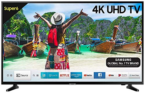 Samsung 125 cm (50 Inches) Super 6 Series 4K UHD...