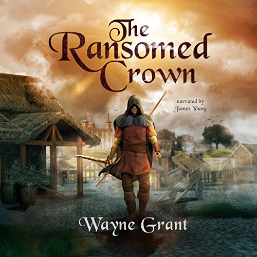 The Ransomed Crown cover art