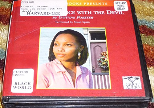 When You Dance With The Devil Unabridged Audiobook CD