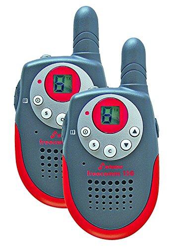 Stabo Elektronik 20131 - Funkhandy stabo freecomm 150 PMR, Reichweite 5 km