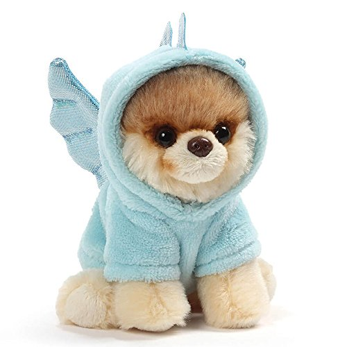 GUND World's Cutest Dog Boo Itty Bitty Boo #045 Dragon Stuffed Animal Plush, 5'