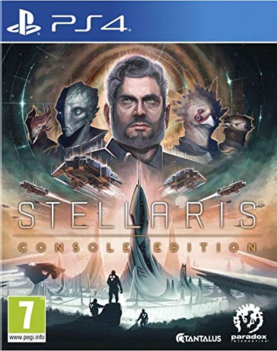 Stellaris: Console Edition PS4 [