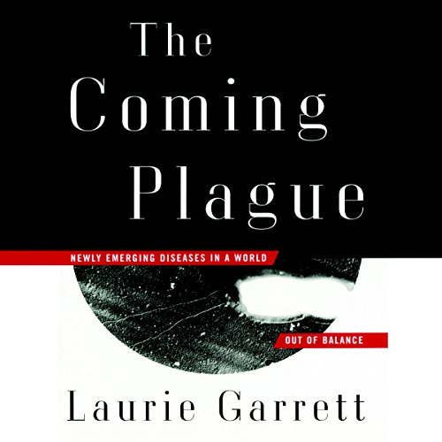 The Coming Plague audiobook cover art