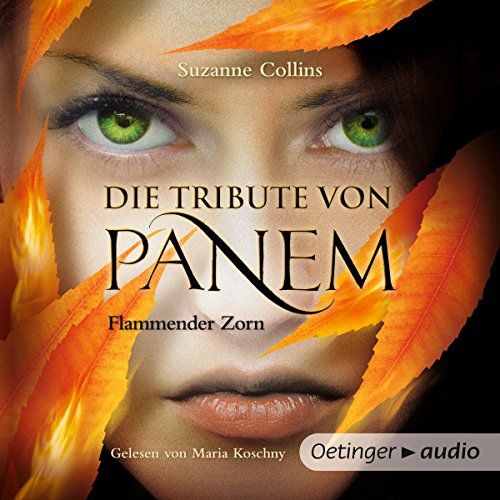 Flammender Zorn (Die Tribute von Panem 3) audiobook cover art