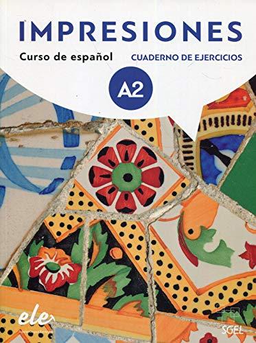 Impresiones: Cuaderno de ejercicios + licencia digital 2 (A2)