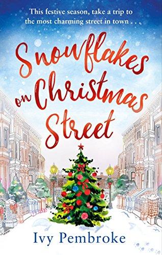 Copo de Nieve En La Calle Navidad de Ivy Pembroke