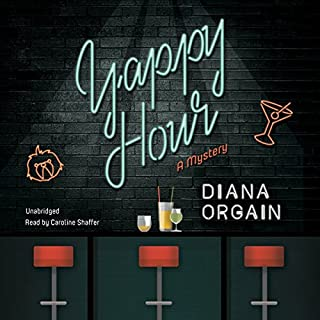 Yappy Hour audiobook cover art