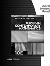 Best topics in contemporary mathematics 10th edition answers Reviews