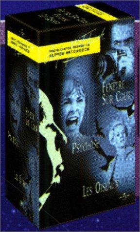 Fenêtre sur cour/les oiseaux/psychose [VHS]