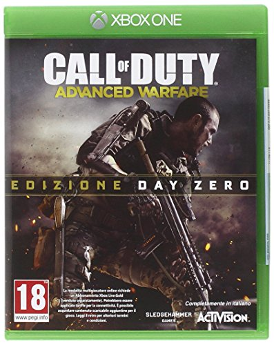 CALL OF DUTY ADVANCED WARFARE XBOX ONE ED. DAY ONE