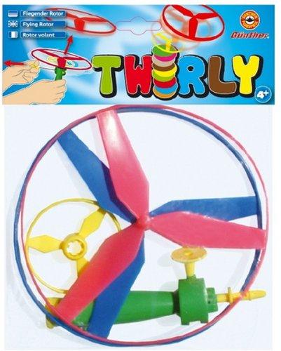 Flugkreisel 2 Rotor.Twirly, 1 Stück