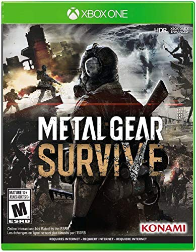 Metal Gear Survive - Xbox One [video game]