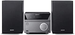 Sony Micro System Micro System, Grey and Black (CMTSBT40D)