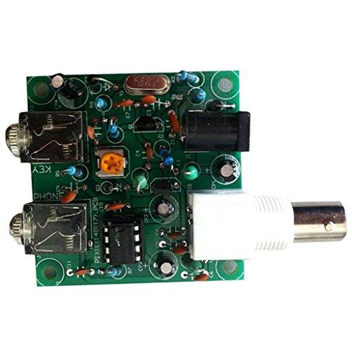 Almencla 40m Cw Funk Kurzwellensender Qrp Pixie Kit Empfänger 7.023 7.026mhz