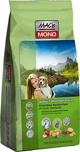 MAC's Mono Kaninchen, 1er Pack (1 x 12 kg)