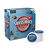 Swiss Miss Milk Chocolate Hot Cocoa Keurig Single-Serve K Cup Pods, 28 Count