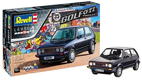 Revell 05694 12 Maqueta de 35 Years Volkswagen Golf GTI