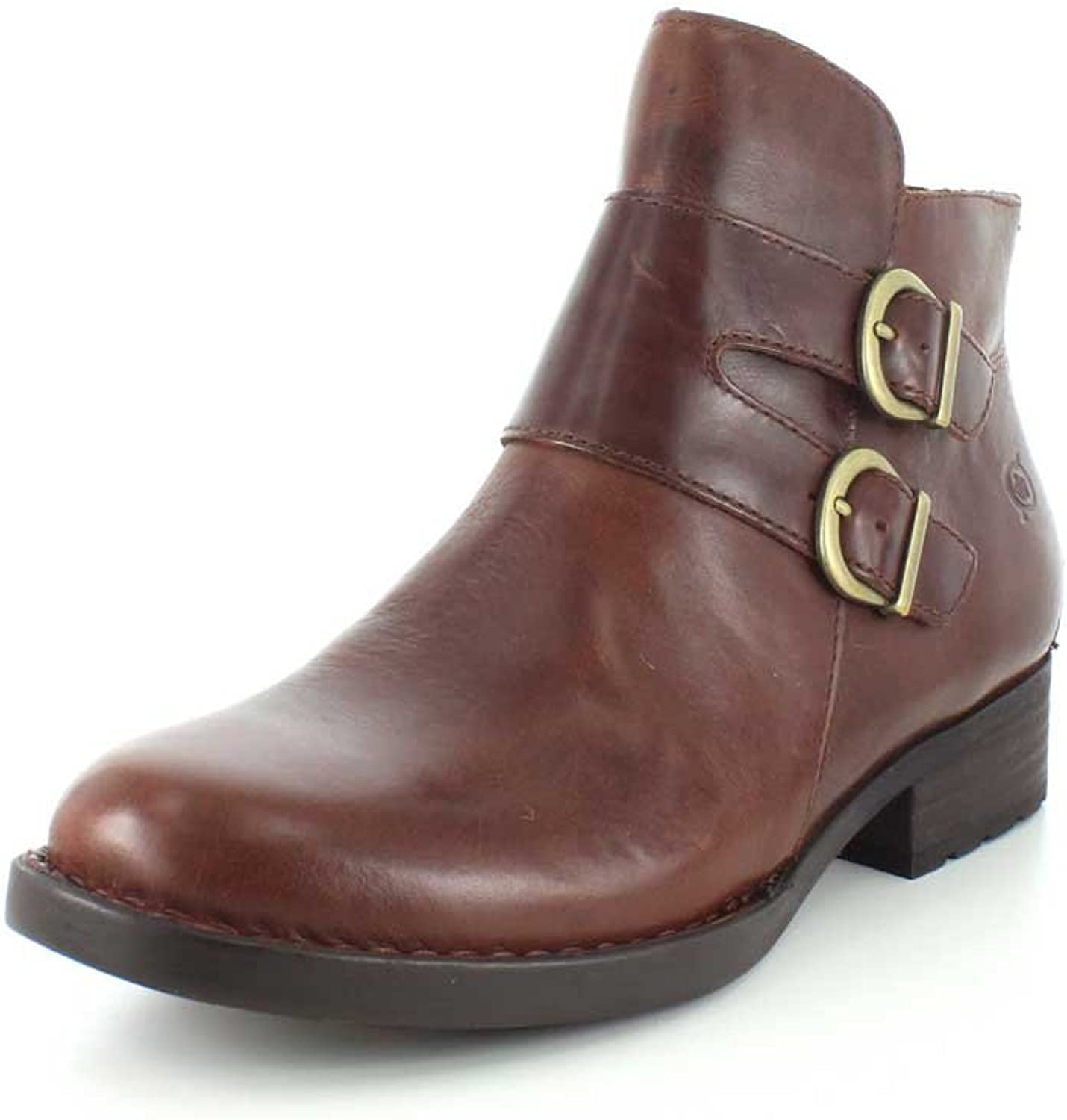 Born Women's Adler Leather Ankle-High Leather Boot