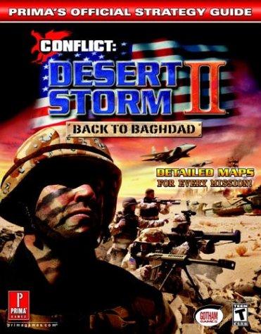 Conflict: Desert Storm II: Back to Baghdad: Prima