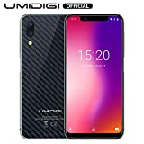 UMIDIGI One Pro, Smartphone da 5.9 Pollici Android 8.1 Dual SIM...