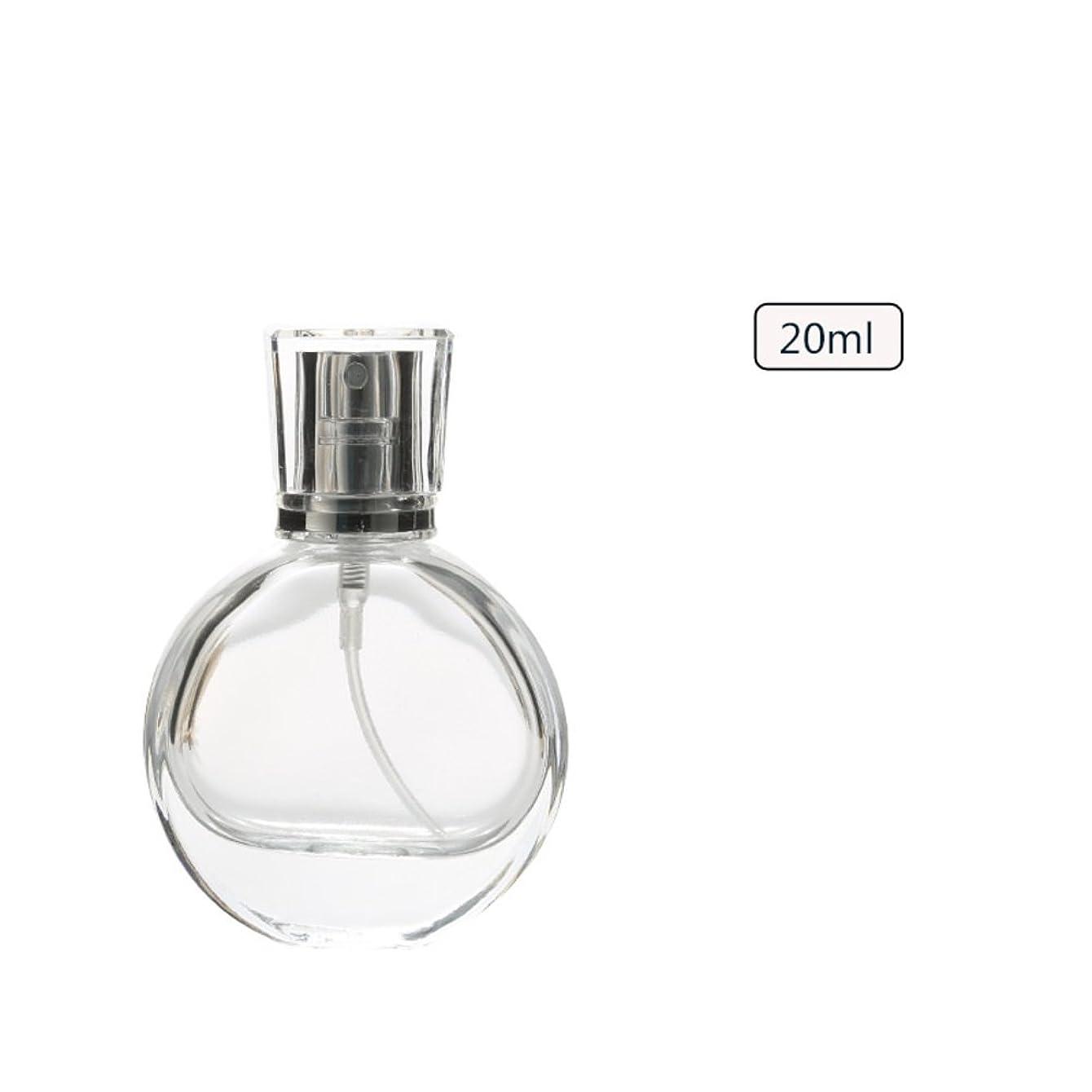 目的トロリーバス肉ポータブルミニ詰め替え香水瓶-透明なガラス香水アトマイザー,20女性用 ml'S の香り & 男性'旅行パーティー出張のためのコロン-