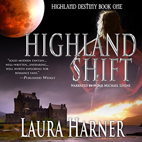 Couverture de Highland Shift
