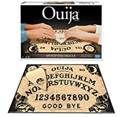WHAT'S IN A NAME: Whether you call it Wee-Gee or Wee-Ja, the Classic OUIJA board spells fun! ASK A QUESTION: Just ask it a question and wait to see what the answer the Mystifying Oracle will reveal to you. 134 YEARS OLD: In 1886, the Associated Press...
