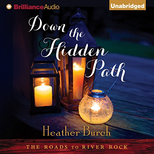 Down the Hidden Path audiobook cover art