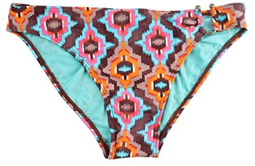 TC WOW Bikini slip dames meerkleurig maat 40