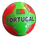 abrakado 1 Ballon DE Foot en Cuir Portugal