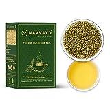 Navvayd Pure Chamomile Tea, Calming & Soothing Tea for Good Sleep, Stress & Anxiety Relief, Tisane -...