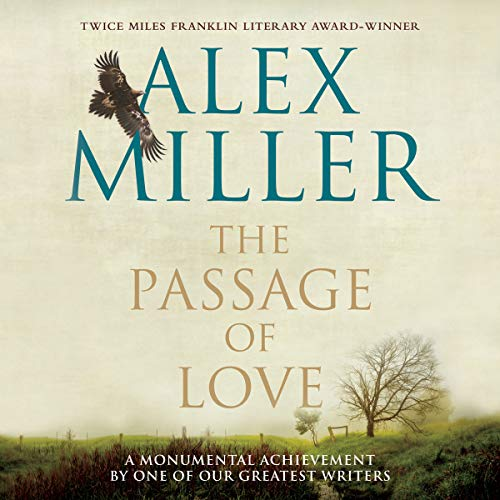 The Passage of Love audiobook cover art