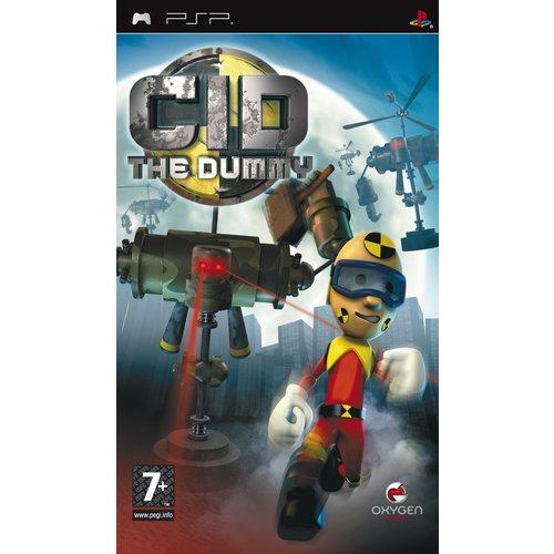 Cid The Dummy Psp