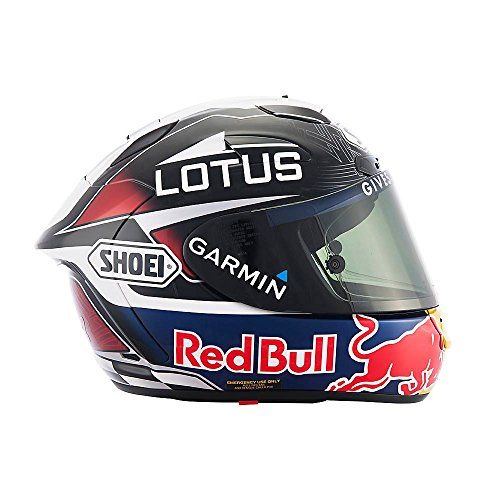 Spark Editions - Casco De Marc Márquez - Campeón Del Mundo De Moto2
