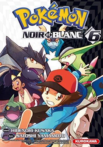 Pokémon - Noir et Blanc - tome 06 (6)